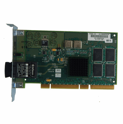 3Com 1000Base-SX Fibre PCI Server Adapter 3C985B-SX