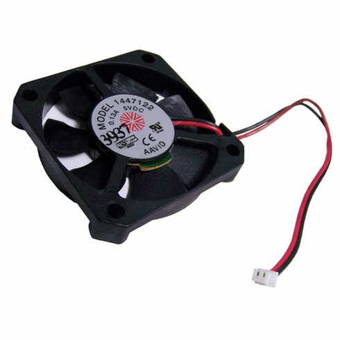 AAVID Thermal 40x7mm 0.13a DC 5v 2-Wire FAN 1447122 Ball Bearing