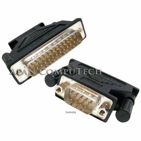 ABC 9-Pin to 25-Pin Male Serial Adapter NEW 940-0029A