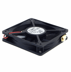 AddA 12v DC 0.34a 2-Wire 2-Pin 120x25mm Fan AD1212 DC Brushless