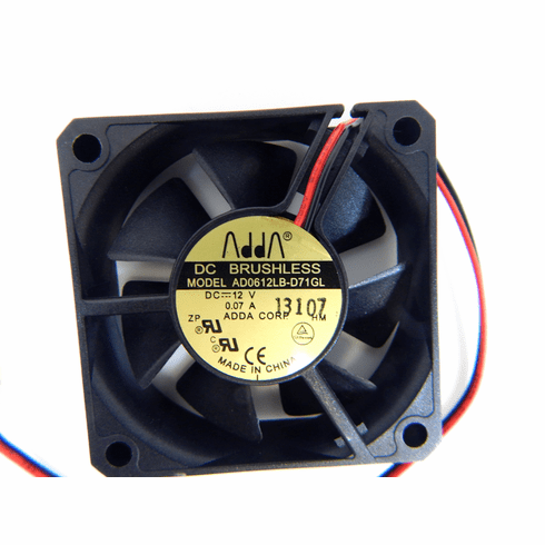 ADDA 60x15mm DC 0.30a 12v 2-Wire Fan AD0612LB-D71GL HP 2-Pin Brushless FAN