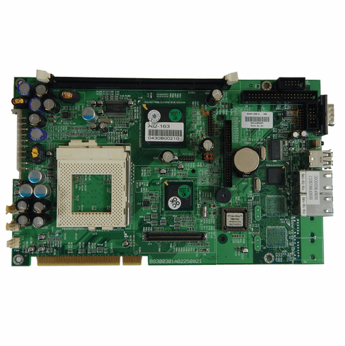 Advanced System AI2-163 PCI Board PPAP-250-A-104 B9300301AB2250821