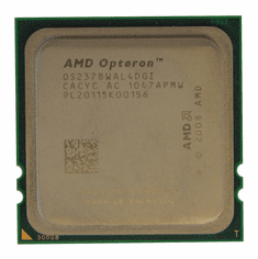AMD Opteron 2378 2.4GHz 6MB Quad Core CPU OS2378WAL4DGI