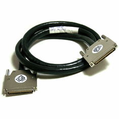 Amphenol VHDCI to VHDCI 3ft SCSI Cable 006-1086595 External LVD/SE Cable