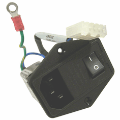 Ancot Ultra2160 Power Switch with EMI Filter 30157-010