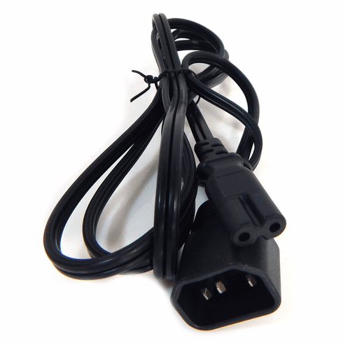 Anixter 6Ft C7 to C14 Extention Power Cord R0M83A