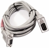 APC DB9 (M)-DB9 (F) Serial 15FT Extension Cable AP9815