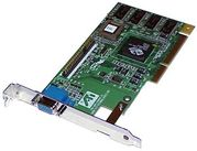 ATI Rage Pro Turbo 8MB VGA AGP Video Card 109-49800-11 1024980311 0320D