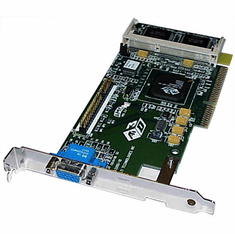 ATI 4MB 3D Rage Pro AGP 4MB Video Card 109-43200-10
