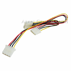 ATi Radeon 9800 Internal Power Cable New FW04B66-0D E124936-B for: Video Card