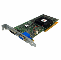 ATI Rage 128 Pro 16MB DVI-D VGA AGP Video 1026300102