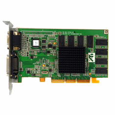 ATI Rage 128 PRO ADC VGA 16MB AGP Video 109-72700-01