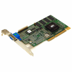 ATI Rage128 VGA 8MB AGP Video Card 109-52000-01