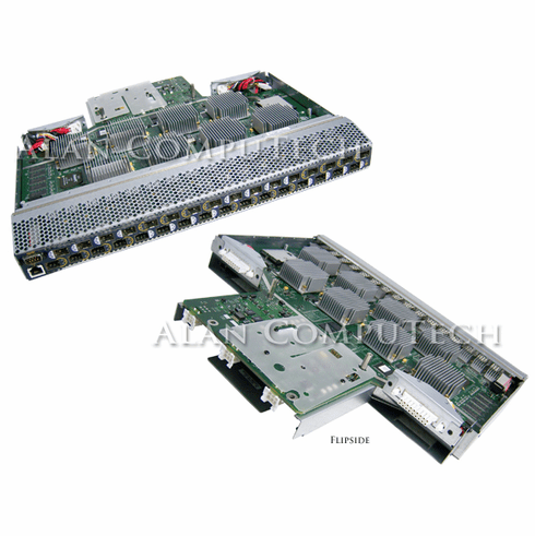 Brocade SilkWorm 3900 System Board and Tray 40-0300505-04 New Pull
