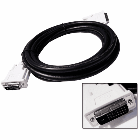 Cable2Go DVI-D M-M Dual Link 3M Video Cable New 26942