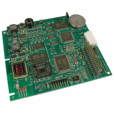 Checkmate CB00366-02 AX00718 PCBoard with Battery AP00366