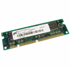 Cisco 15-4508-01 DIMM 64MB Memory MT4LSDT1632UDG-8F1 125Mhz Synch 100-pin Micron