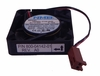 Cisco 17xx 1604KL-01W-B40 DC 5v 0.16a 2-Pin 2-Wire FAN 40x10mm FAN 800-04142-01