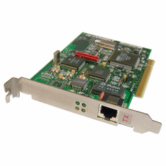 Cogent 10-100 Fast Ethernet PCI Network Card 110001-03 with DC1036Da Chipset RPM