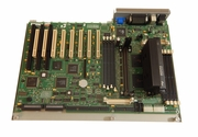 Compaq Proliant 3000 Server Board 179779-001 008099-101 With Tray and VRM