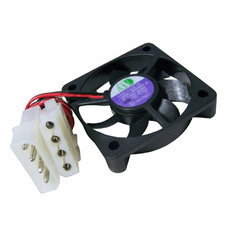 Cooler Master 12v DC 0.06a 50x10mm Molex Fan N5010B2-8 with Power Connector
