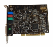 Creative Labs Sound Blaster Live PCI Sound Card CT4870