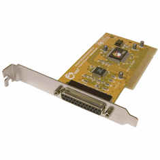 Cyber SIIG Parallel PCI Adapter Card New JJ-P00183 16550  I/O PCA CTO5 / V3.0