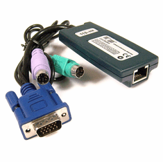 Cyclades KVM Series 4000 PS2 Terminator Adapter Cable VGA AlterPath APK4615