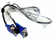 Dell 6Ft Male-Male Monitor VGA Cable New 5KL2H06502