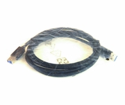 Dell 6Ft Superspeed Type A - B USB3.0 Cable 4531515001 Type A to B Male to Male