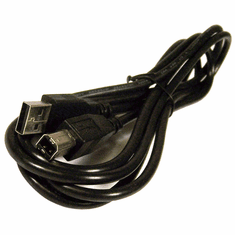 Dell 6Ft USB 2.0 A-4pin to B Printer Cable New 5KL1E