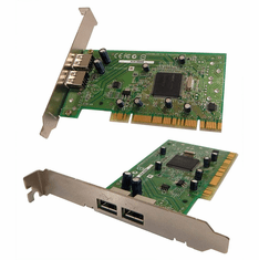 Dell/Adaptec Dual USB PCI Enhanced Controller G8802 D33179/ 2019706-01
