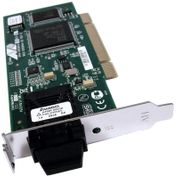 Dell AT-2701FX-SC NIC PCI Short Bracket Card XT405 843-000844-00 Allied Telesis