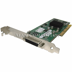 Dell ATi 32MB 109-81100-02 DVI AGP Video Card H0424 Radeon 7000