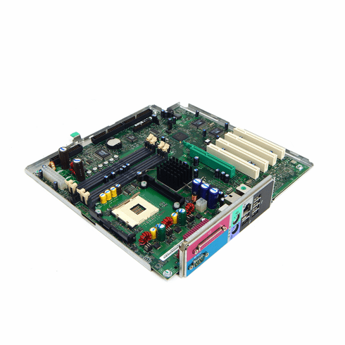 Dell Dimension 8250 P478B Motherboard with Tray H0678 C14053-206 mPGA478B