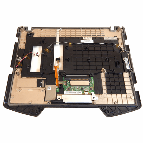 Dell E6400 XFR Rugged Palmrest Touchpad New D095M 21025-04 FM742-TP