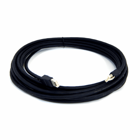 Dell EMC 038-003-447 FC2 HSSDC-HSSDC 10m Cable UJ438 Rev.A01 Black New Cable