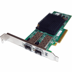 Dell Emulex OCE10102-FX-D 10Gb/s FCoE Adapter 8YY7M Dual Port PCIe