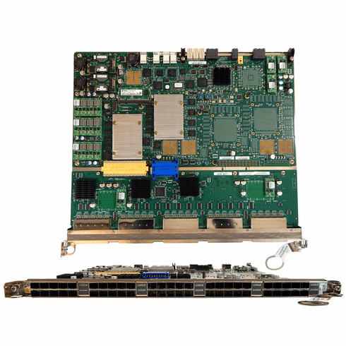 Dell ExaScale LC-EH-GE-50P 50-Port 1GE Line Card 37DCP (10M CAM)