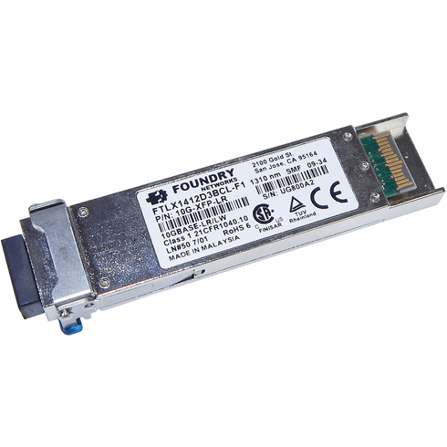Dell Foundry 10G-XFP-LR 10GB FTLX1412D3BCL-F1 NEW 98CPC