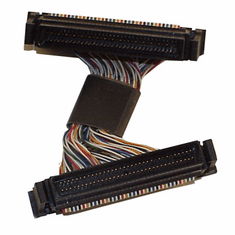 Dell  I/O SCSI-68pin AX Cable NEW 6M139 Planar to Backplane