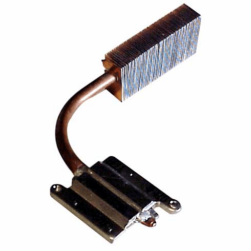 Dell Inspiron Cooling Pipe HeatSink Assy 4F410