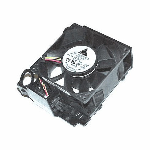 Dell J6170 DC 12v 2.50a With Plastic FAN Assemby F6193 Delta AFC0912DE Brushless