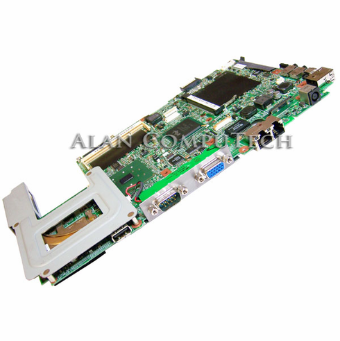 Dell Lat D400 laptop 1.7GHz Intel P4 System Board T0404 X1102 Motherboard Assy