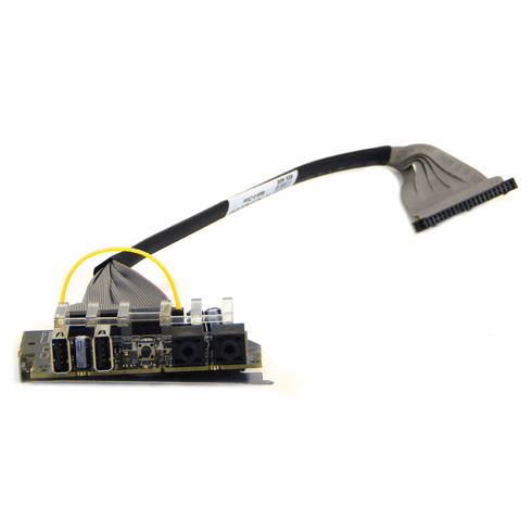 Dell Optiplex 7xx USB-Audio Board with Cable Assy RY698 XW059-R6187 with WR796 Asyy