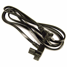 Dell PA10 PA12 Right Angle 6ft Power Cord New MF235 2x18AWG- E159216 Cable