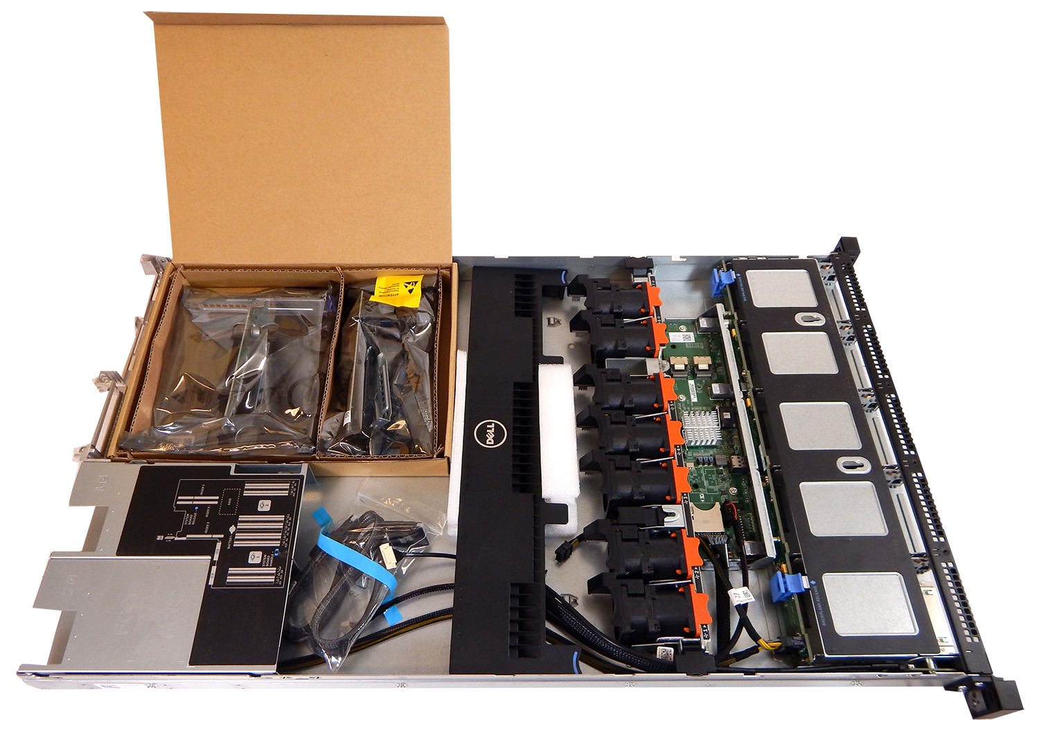 Dell Poweredge R620 1U 10HDD Bays Chassis Assy 5H52N