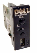 Dell Poweredge R620 Front Power Button Assy KY0M3