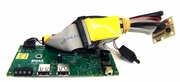 Dell Pre450 with Cable Front I/O Panel Assy 5N024-KIT 7P552 9W455 9P801 9P802