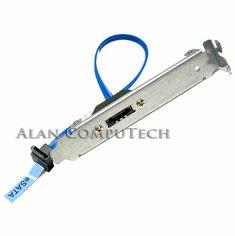 Dell SATA to eSATA Cable and Bracket NEW HR162 RW129 and MM258